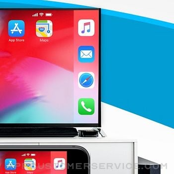 TV Mirror+ for Chromecast iphone image 3