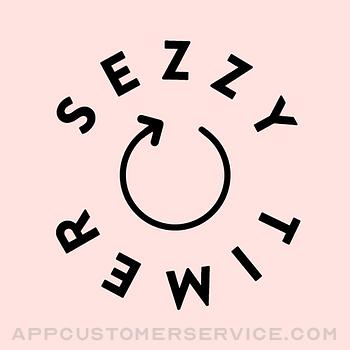 Sezzy Timer Customer Service