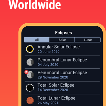 Eclipse Guide: Ring of Fire 21 iphone image 1
