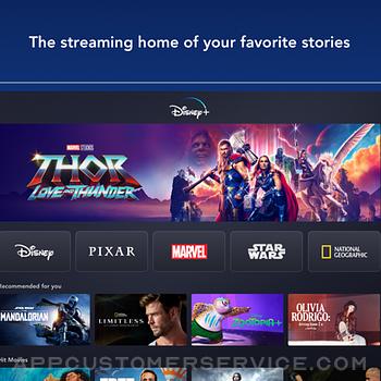 Disney+ ipad image 1