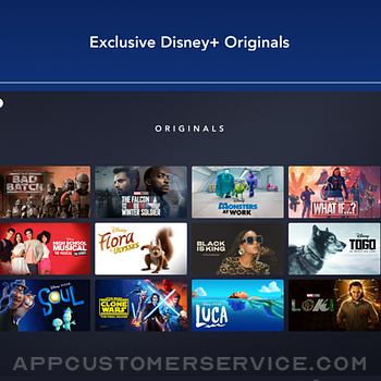 Disney+ ipad image 2