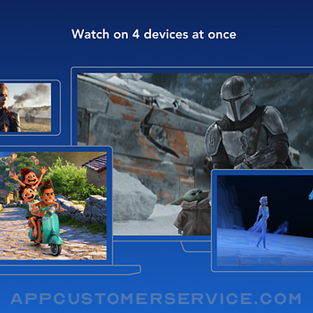 Disney+ ipad image 3