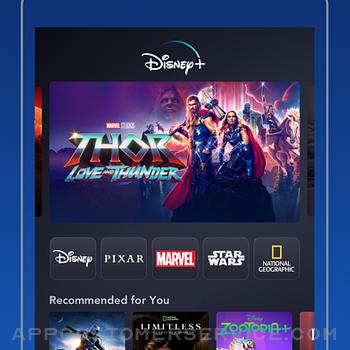 Disney+ iphone image 1