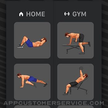 Workouts by Muscle Booster iphone image 4
