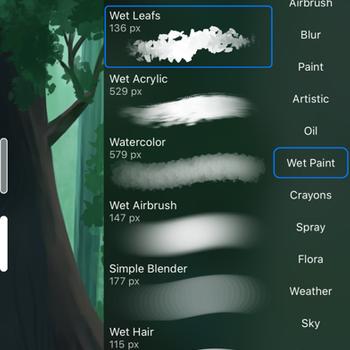 IArtbook - Digital Painting iphone image 4