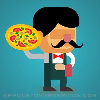Idle Pizza Tycoon Customer Service