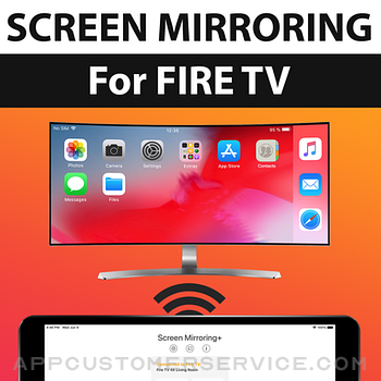 Screen Mirroring+ for Fire TV ipad image 1