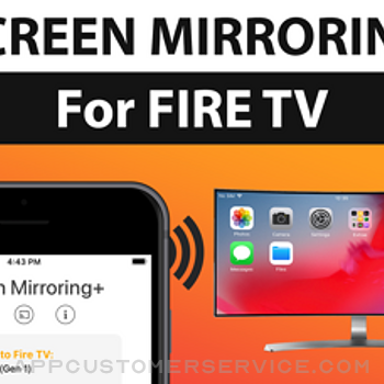 Screen Mirroring+ for Fire TV iphone image 1