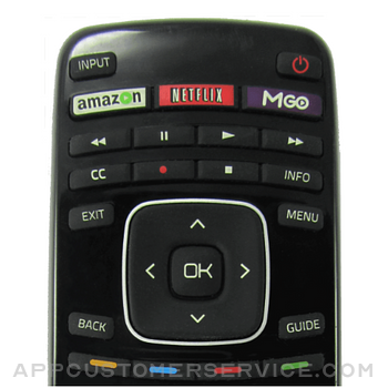 Remote for Vizio Customer Service