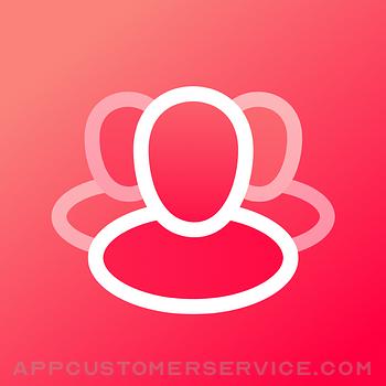 Follower track for Instagram Customer Service
