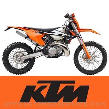 Jetting for KTM 2T Moto Customer Service