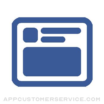 Watchbook for Facebook Customer Service