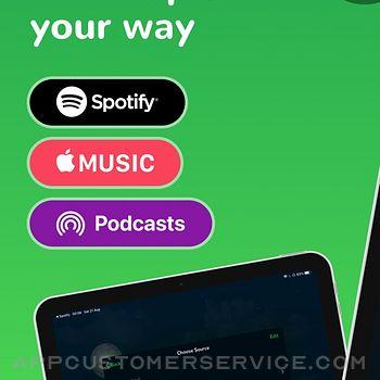 Morning™ Alarm for Spotify ipad image 1
