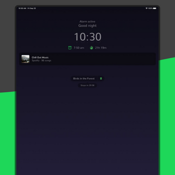 Music Alarm Clock for Spotify+ ipad image 4