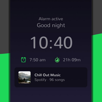 Music Alarm Clock for Spotify+ iphone image 4