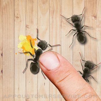 Ant Smasher Idle Customer Service