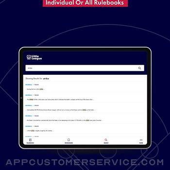 Little League Rulebook ipad image 4