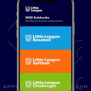 Little League Rulebook iphone image 2