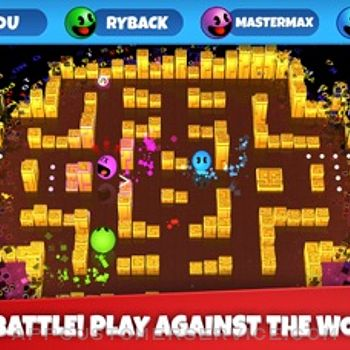 PAC-MAN Party Royale iphone image 2