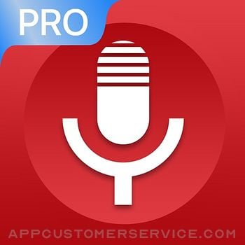 Voice Recorder - VOZ Pro Customer Service