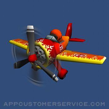 Plane Race Customer Service