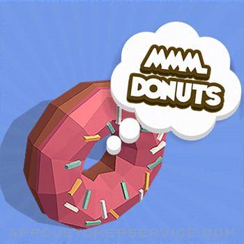 Mmm.Donuts Customer Service
