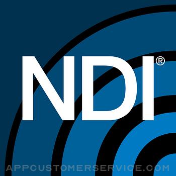 NDI HX Camera Customer Service