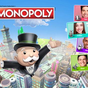 Monopoly ipad image 1