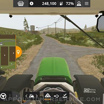 Farming Simulator 20 ipad image 3