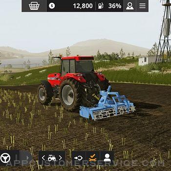 Farming Simulator 20 ipad image 4