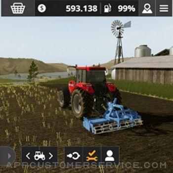 Farming Simulator 20 iphone image 4