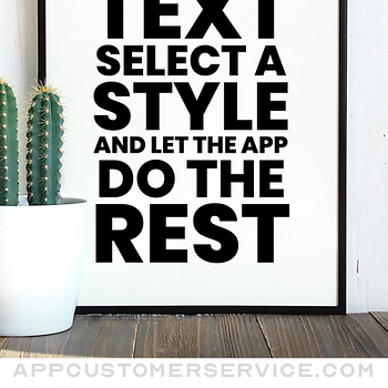 Text Art: Poster & Quote Maker iphone image 3