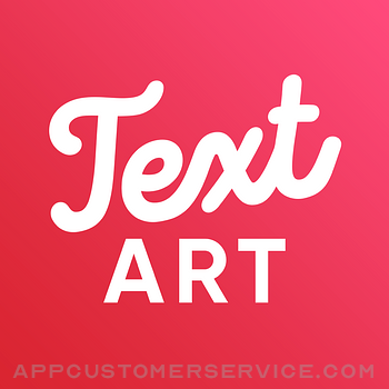 Text Art: Poster & Quote Maker Customer Service