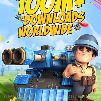 Top War: Battle Game ipad image 2
