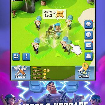 Top War: Battle Game ipad image 3