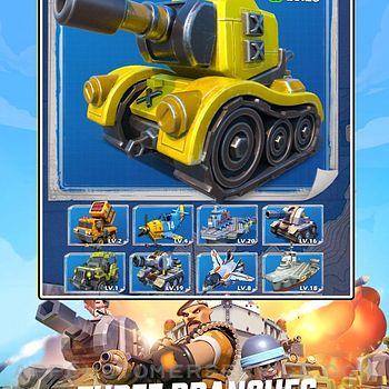 Top War: Battle Game ipad image 4