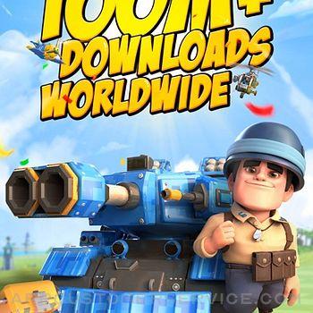 Top War: Battle Game iphone image 2
