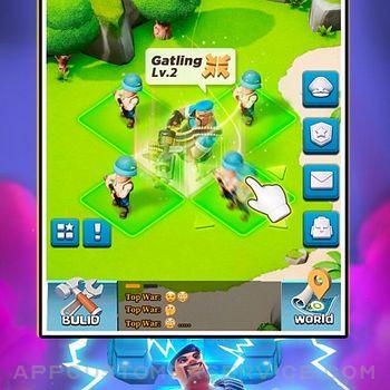 Top War: Battle Game iphone image 3