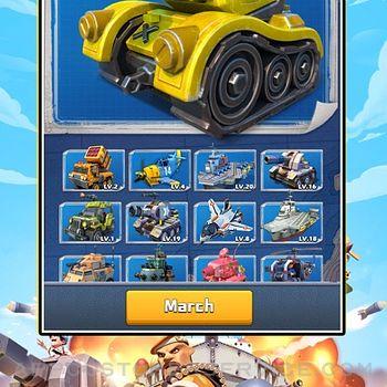 Top War: Battle Game iphone image 4