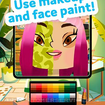Toca Hair Salon 4 ipad image 2