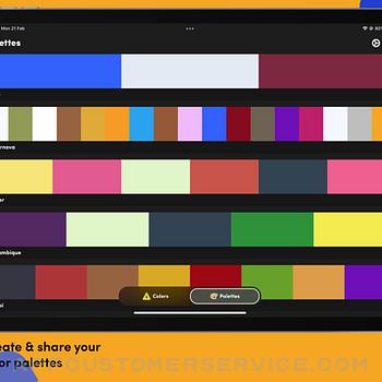 Litur - Color Picker ipad image 2