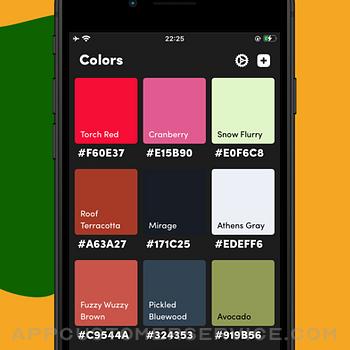 Litur - Color Picker iphone image 1