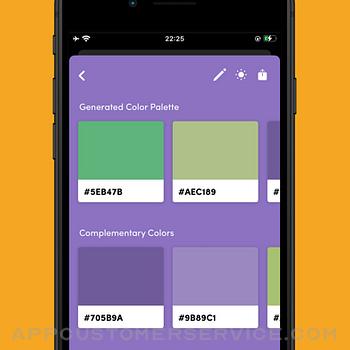 Litur - Color Picker iphone image 4