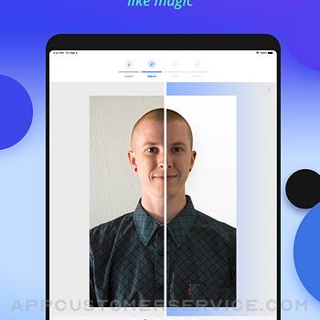 Passport Booth ipad image 2