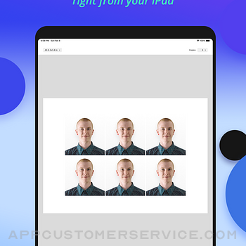 Passport Booth ipad image 3