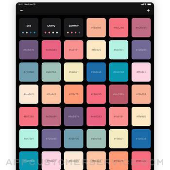 Aurora: Color Picker ipad image 2