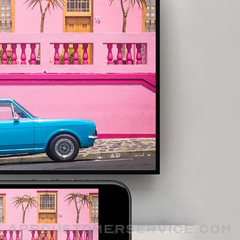 Screen Mirroring Z - Miracast iphone image 2