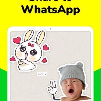 Sticky - Memes & Sticker Maker ipad image 3