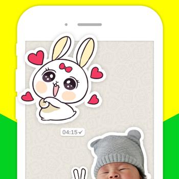 Sticky - Memes & Sticker Maker iphone image 3