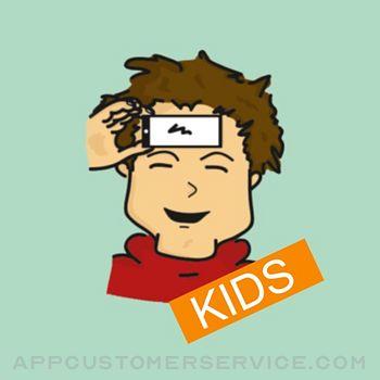 Quizhead Charade - Kids Customer Service